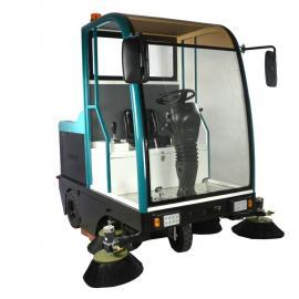 车间扫地机驾驶式吸尘器清扫车扫地车工厂物业电动扫地机吸尘车