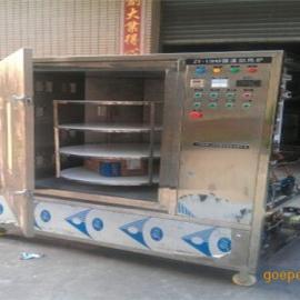 威雅斯豆腐皮膨化机 豆腐皮膨化设备