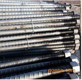 生产厂家定做左旋锚杆支护螺纹钢式树脂锚杆支护