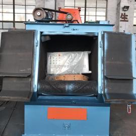 QR3210B高锰金属履带抛丸清理机,钢履带式喷砂机