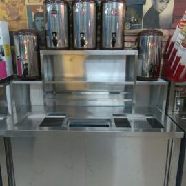 深圳商用制冰机全自动方形制冰机奶茶吧台制冰机强强联手厂家