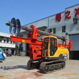 海峨22米小型旋挖钻机广东