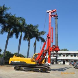 海峨旋挖钻机日常施工作业节省燃油的技巧