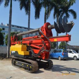 小型旋挖钻机钻22米深机型