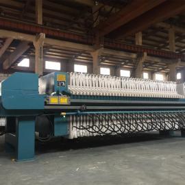 高效压滤机打桩泥浆污水处理设备厂家直销