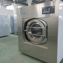 宾馆洗衣房大型工业洗涤设备 酒店全自动布草洗衣机价格