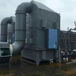 工业废气净化北京赛车垃圾站臭味处理一体机橡胶厂废气净化器喷漆房空