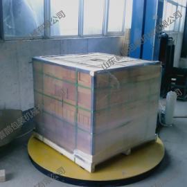 耐火砖拉伸膜缠绕机 降低包装成本又环保
