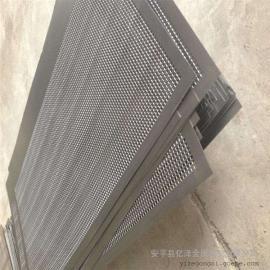 厂家可定制各种板厚圆孔网 ***小0.8 镀锌冷板冲孔网丨不锈钢洞洞