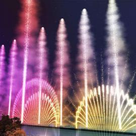 绍兴音乐喷泉-绍兴喷泉施工-绍兴喷泉维修