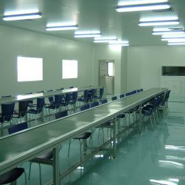 厂家承接食品用品电子电器微电子无菌室无尘车间净化工程设计装修