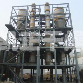 四效降膜式蒸�l器