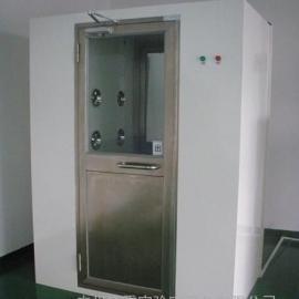 厂家直销单人双人风淋室 货淋室 不锈钢风淋室 QS认证风淋室