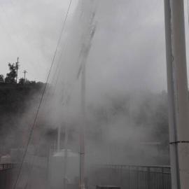 垃圾站水雾除臭