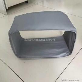硅玻钛金防火不燃保温软管