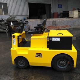 座驾电动牵引车 电动拖头 电动拖车 牵引头 牵引拖车拖货车