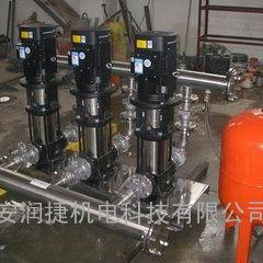 眉县箱式变频供水设备