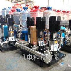 杨凌箱式变频供水设备