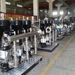 千阳箱式变频供水设备