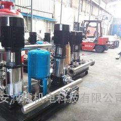 高陵箱式变频供水设备
