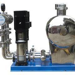 宜川箱式变频供水设备