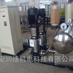 延长箱式变频供水设备