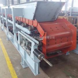 建筑垃圾处理专用板式输送机