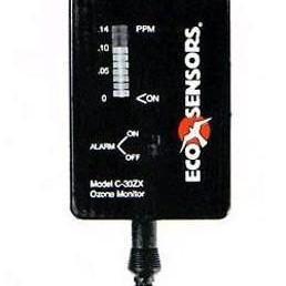 美国ECO C-30ZX在线臭氧检测仪 臭氧连续监测仪