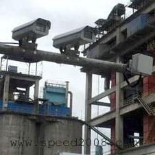 厂区抓拍测速仪装置
