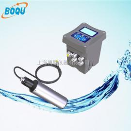 上海博取污泥浓度计-mlss污泥浓度计-传感器带自动清洗