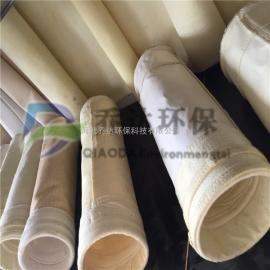 供应发电厂用PPS高温针刺毡布袋厂家/耐温防腐收尘袋