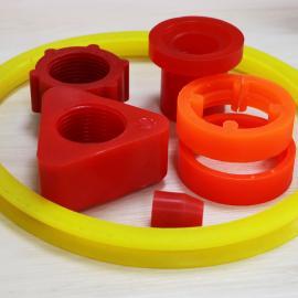 厂家加工定制 聚氨酯异形件 聚氨酯垫块 聚氨酯条