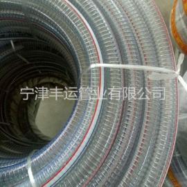 【PVC水泵抽水管钢丝螺旋管输油管排水管】