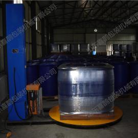 化工桶自动缠绕机 质量保障 降低成本 提高效率