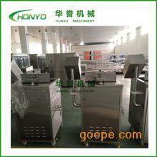 华誉HY-RSJ型电动升降式热缩包装机