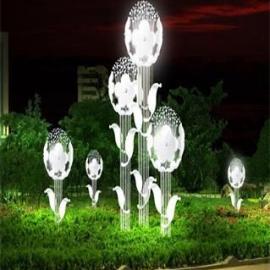 新款LED景观灯 园林景观灯 广场造型景观灯柱 亮化工程