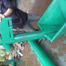 厂家定做行进机 刍秣绞龙提料机 干粉螺旋灌输机 五谷菜子上料机