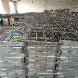 供应碳钢丝梯形袋笼/扁骨架/除尘框架