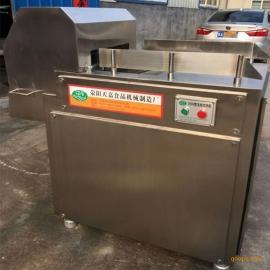 天嘉QK-2000冻肉切块机