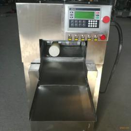 全自动羊肉切卷机 天嘉数控冻肉切片机