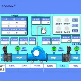 泵站一体化控制系统供水泵站远程监测方案加压泵站远程测控系统