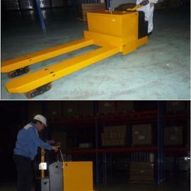 北京厂家5吨全电动托盘搬运车 大吨位模具搬运车 重型电动地牛