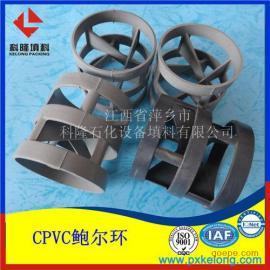 厂家专供CPVC鲍尔环 聚氯乙烯鲍尔环 规格齐全 质量保证