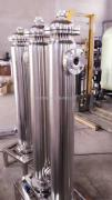 双管板式热换器