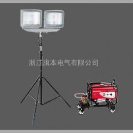 轻型升降泛光灯NVC025,300W移动照明灯