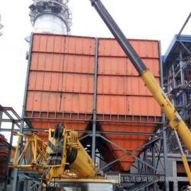厂家制造高效率高强度玻璃钢脱硫塔/玻璃钢脱硫除尘器防腐