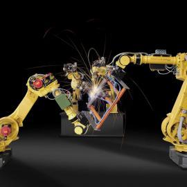 二手焊接机器人工作站 青岛焊接机器人 线性机械手