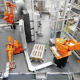 全自动打包机 焊接机器人工装夹具 电机打磨机器人