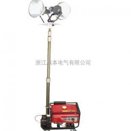 全方位主动泛光工作灯NVC026(C),2x400W
