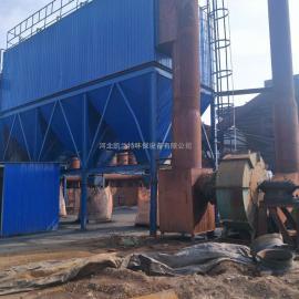 XH湖南采石厂MC480布袋除尘器厂家直销